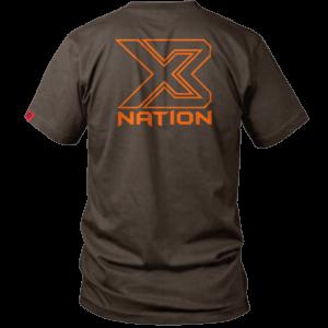 X3 nation tee