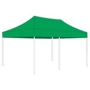 10x20 canopy isometric
