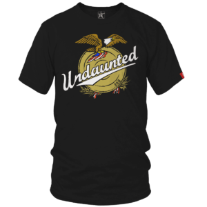 Undaunted American Patriot - BLACK