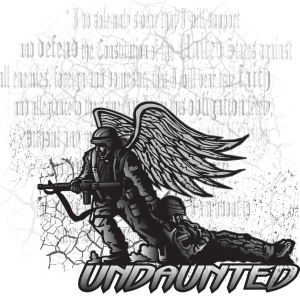 Undaunted Angel Soldier