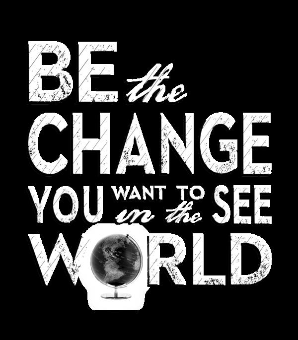 TJ Lavin's Be The Change