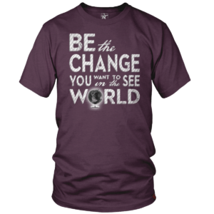 TJ Lavin's Be The Change
