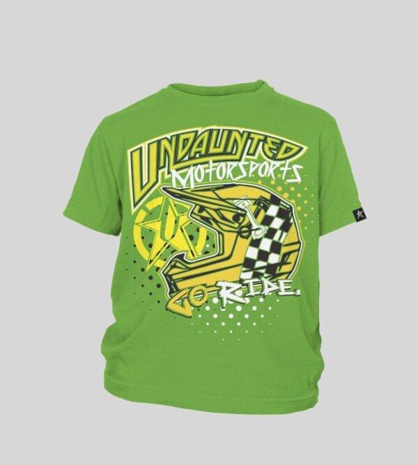 Undaunted Boys Motorcross