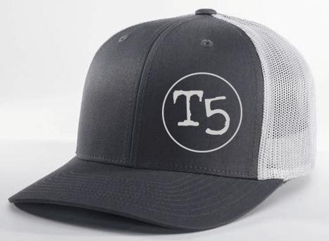 Team 5 Circle Hat