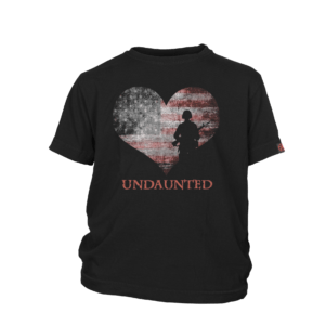 Undaunted For Love Of Thy Country