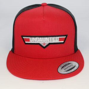 Top Gun Undaunted Patch Hat