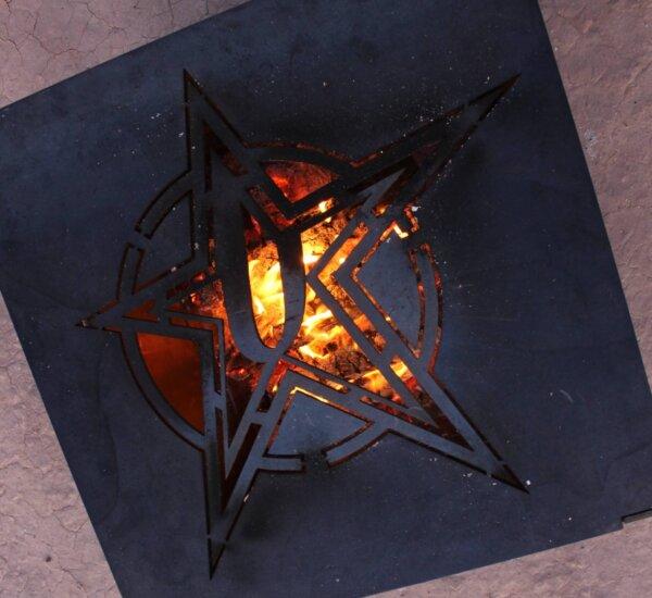 U.S. Steel Fire Box - The Standard