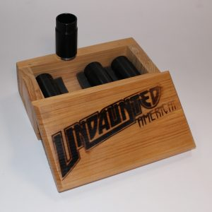 Undaunted Anodized Black Shot Box Set