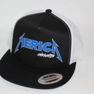 Merica Undaunted - FlexFit Classics
