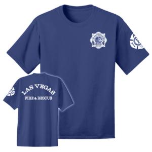 LVFD - Union Made Tshirt BAYSIDE