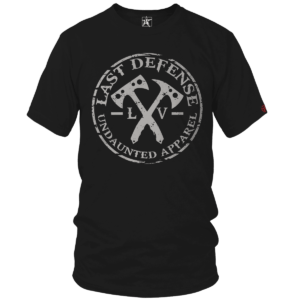 Last Defense Tshirt