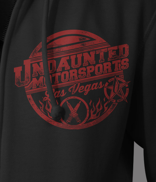 Undaunted Motorsports Hoodie