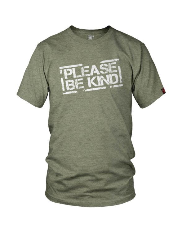 TJ Lavin's - Please Be Kind Mens Tee