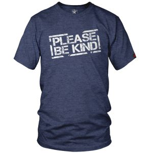 TJ Lavin's - Please Be Kind Mens Tee