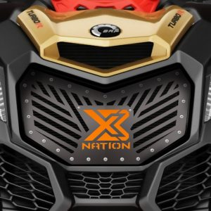 X3 Nation Grille Two Tone
