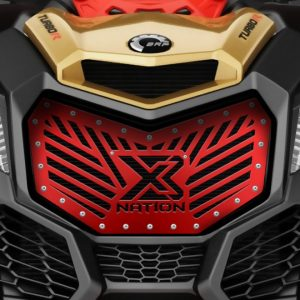 X3 Nation Grille Solid