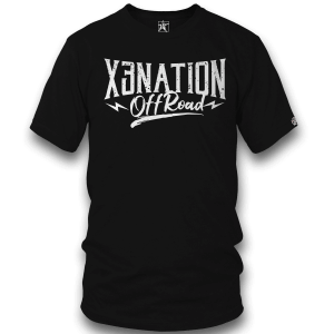 X3 Nation Off-Road T-Shirt
