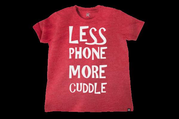 TJ Lavin's Less Phone More Cuddle Kids