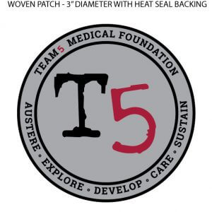 "Team 5 ""Original"" Patch"