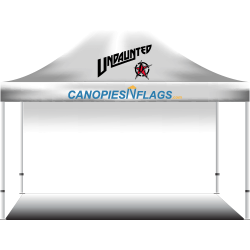 15x7 canopy back drop