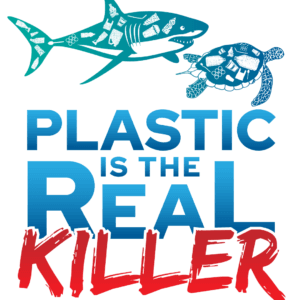 Ocean MVMT Plastic Is The Real Killer Tee