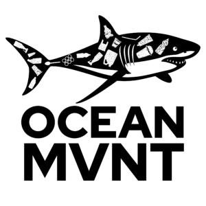 Ocean MVNT Shark Icon Tee