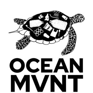 Ocean MVNT Turtle Icon Tee