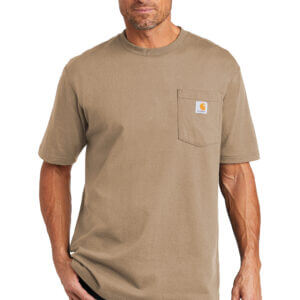CTK87 Carhartt Workwear Pocket Short Sleeve T-Shirt