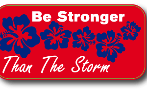 Be Stronger Than The Storm