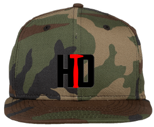 HammerDown HD Logo Hat