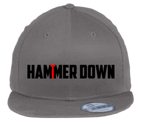 HammerDown NE400 Flatbrim