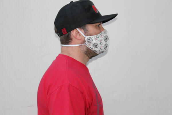 team 5 face masks