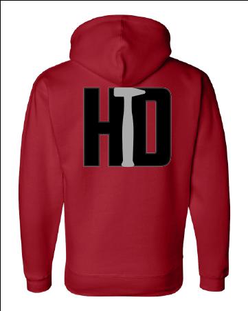 hammerdown hoodie j america 8824
