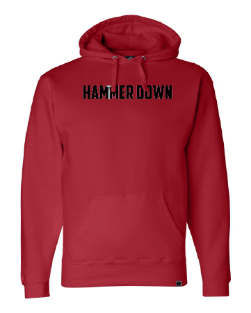 hammderdown hoodie j america 8824
