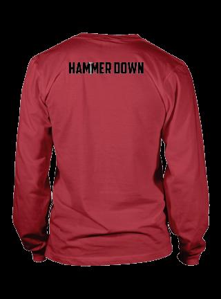 hammerdown spectra 5006