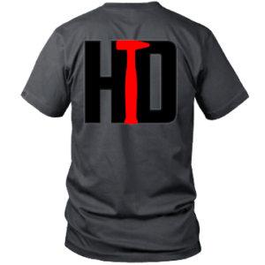 hammerdown t shirt