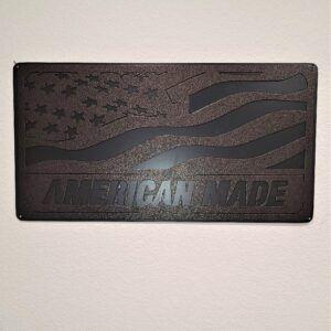 American Made Flag
