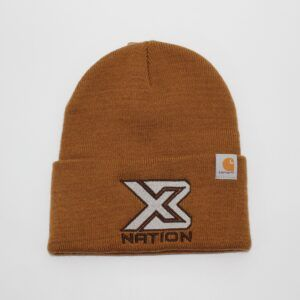 X3 Nation Carhartt Beanie