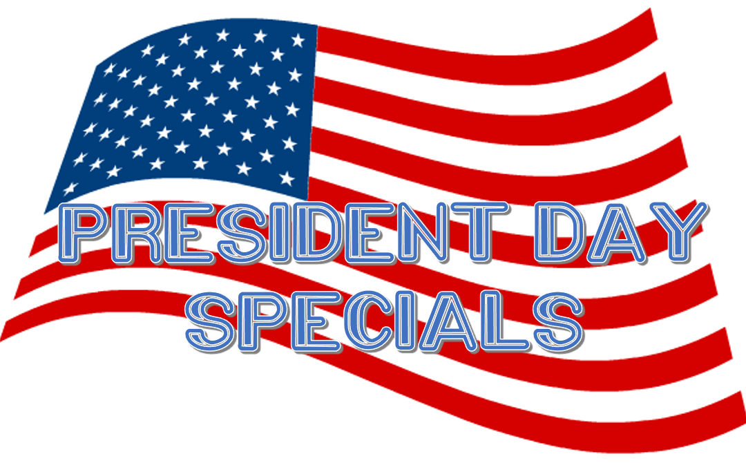15% OFF For Undaunted's President's Day Sale