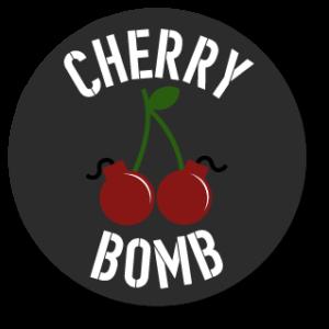 Cherry Bomb Circle Logo