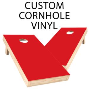 Custom Cornhole Sticker Vinyl
