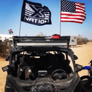 Customizer WHIP FLAGS